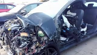 Samochody Powypadkowe Samochody Pokolizyjne Szkody całkowite