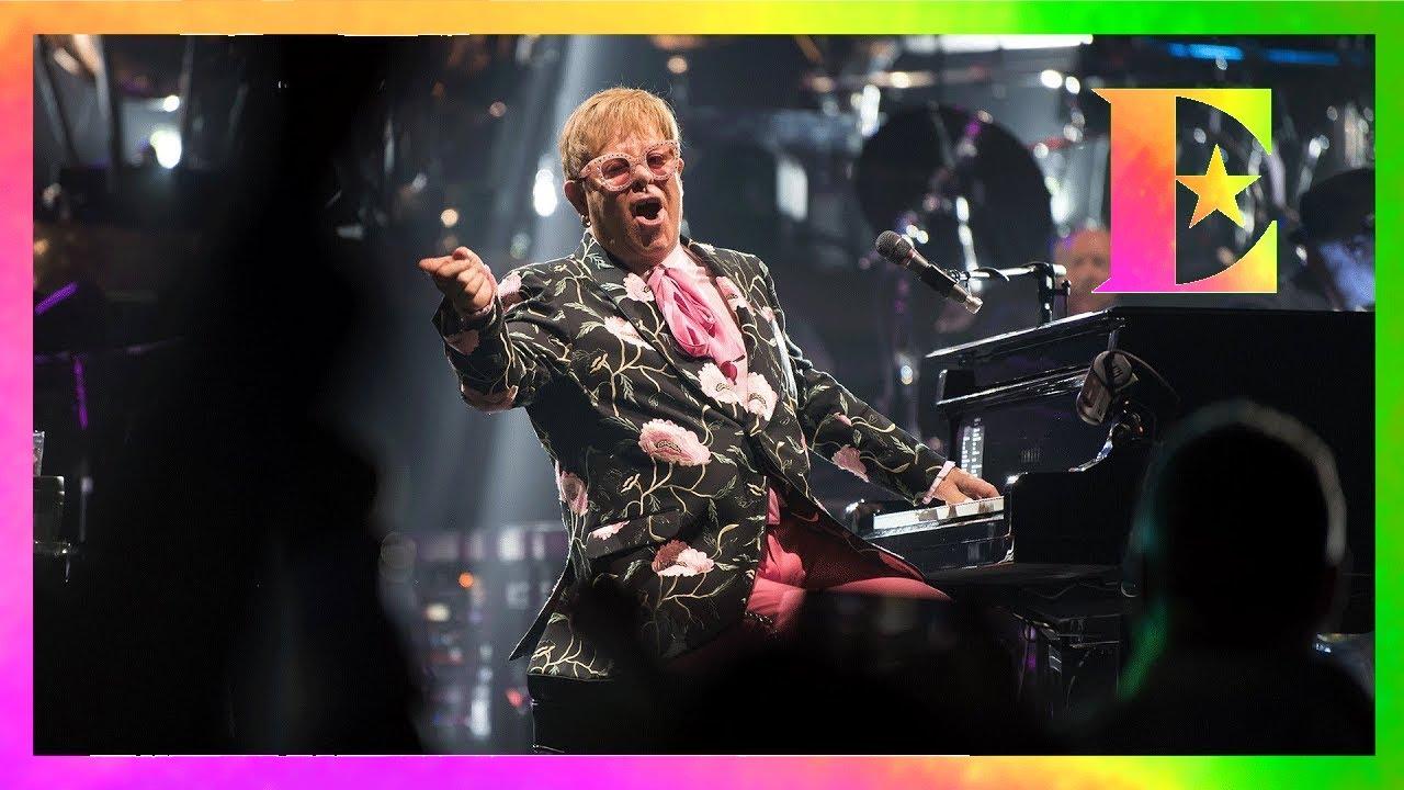Elton John's farewell tour stop in Milwaukee postponed to fall