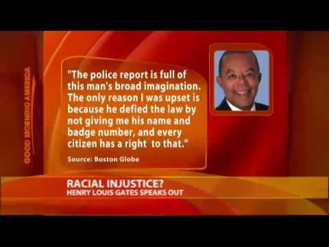 Henry Louis Gates Jr.: I'm Outraged