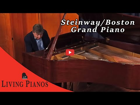 Steinway/Boston Grand Piano - LivingPianos.com