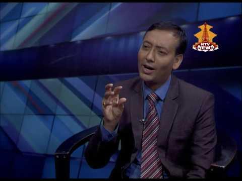 Interview with Dr. Rajendra Chapagain by Ram prasad Bhandari