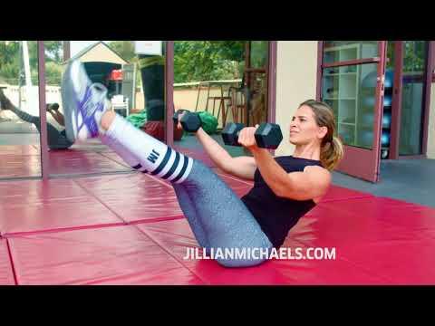 Jillian Michaels Circuit Workout - ABS