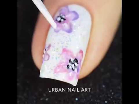 nice nail draw