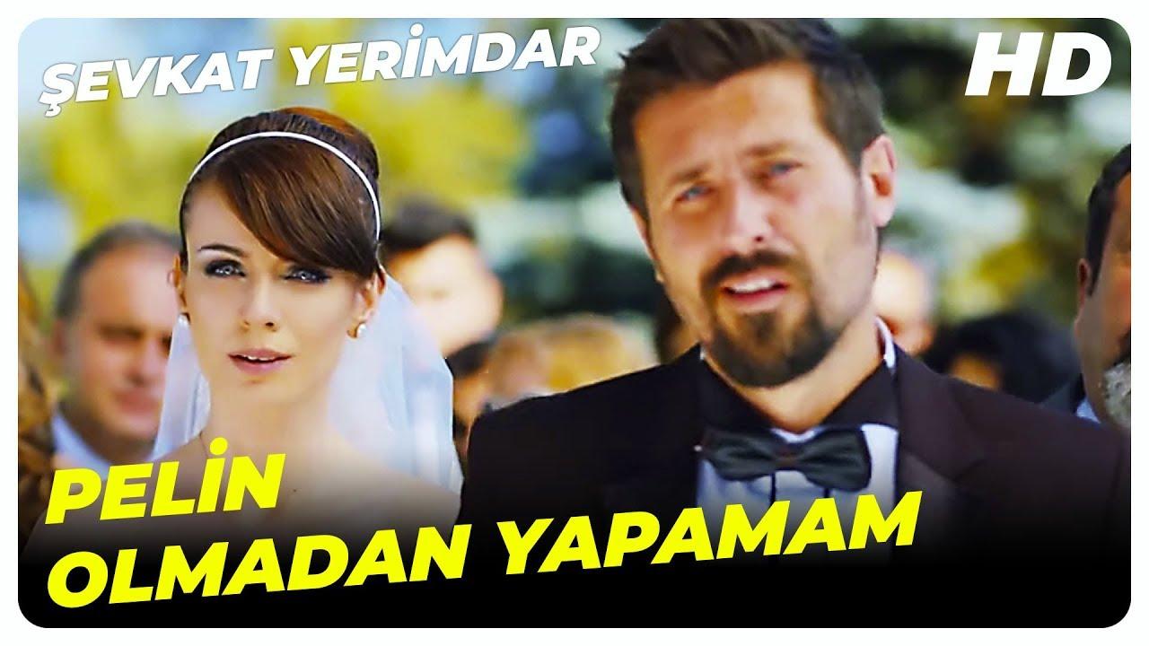 Pelin ve Şevkat Kavuştu | Şevkat Yerimdar (FİNAL SAHNESİ) Türk Komedi Filmi