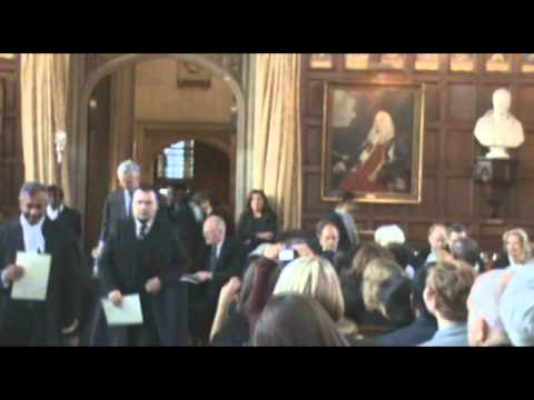 Barrister Raza at Lincoln's Inn