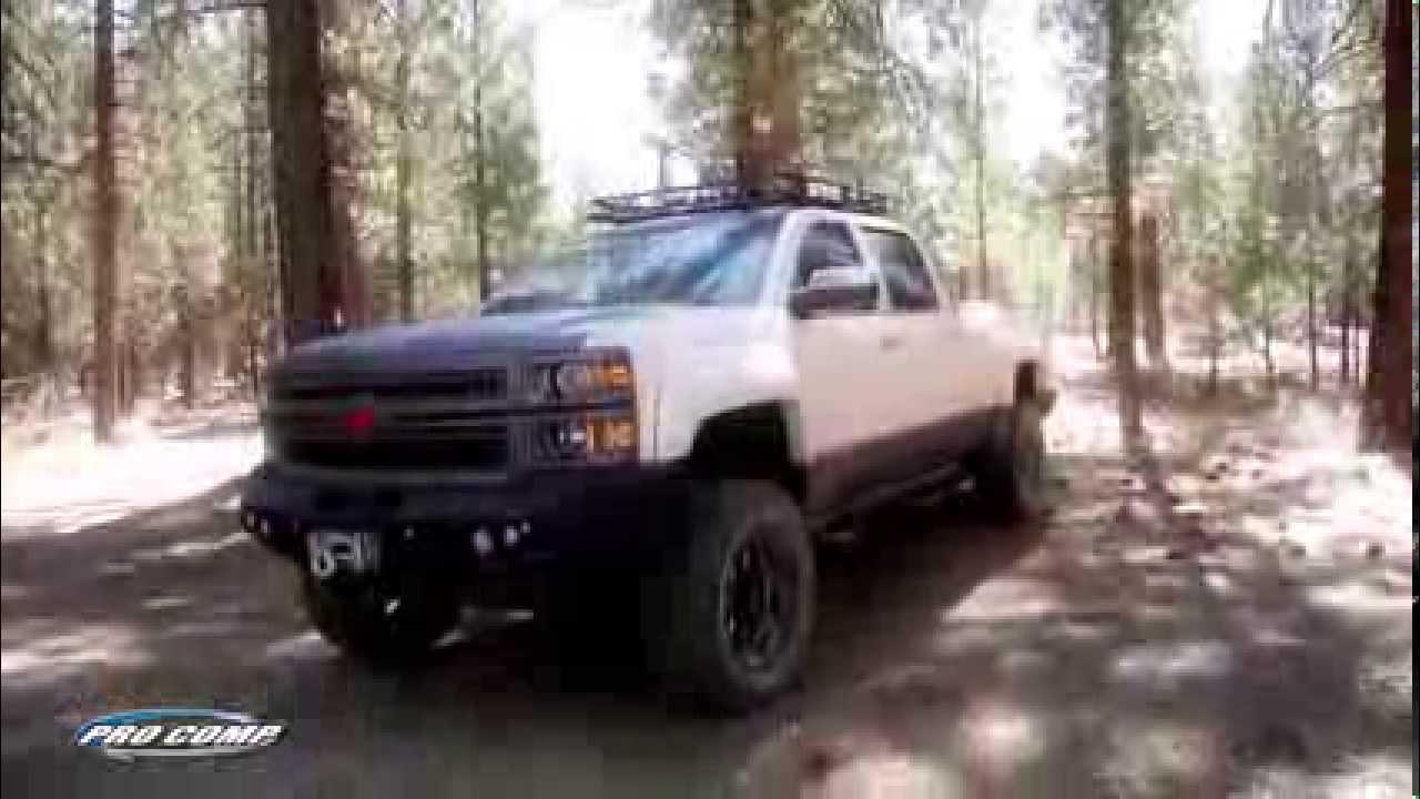 Build A Chevy Truck >> Pro Comp S 2014 Chevrolet Silverado 1500 Build