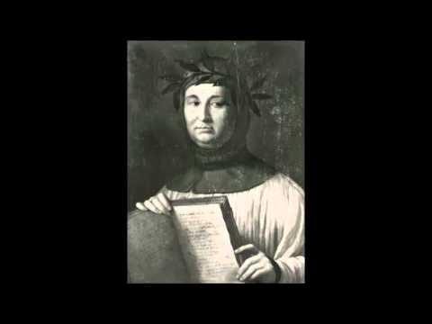 """Francesco Petrarca - """"Voi ch'ascoltate in rime sparse"""""""