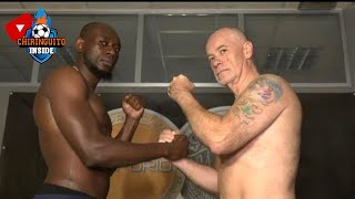 🥊 ALFREDO DURO vs. FABRICE | COMBATE de boxeo COMPLETO | El Chiringuito