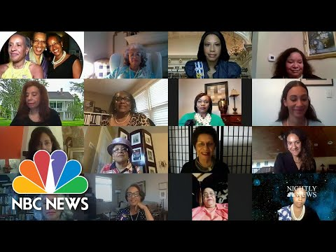 Women Of Color Celebrate Ancestors Who Fought In Revolutionary War | NBC Nightly News