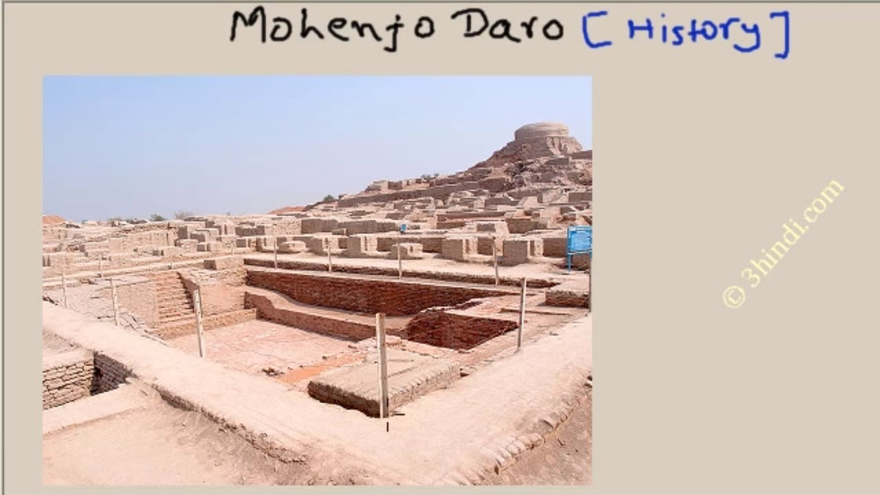 Elegant Know The Real And Secret History Of Mohenjodaro Harappan Civilization By Map