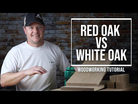 Here's The REAL DIFFERENCE Between OAK Lumber