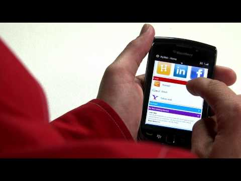 Vodafone My Web - Demo