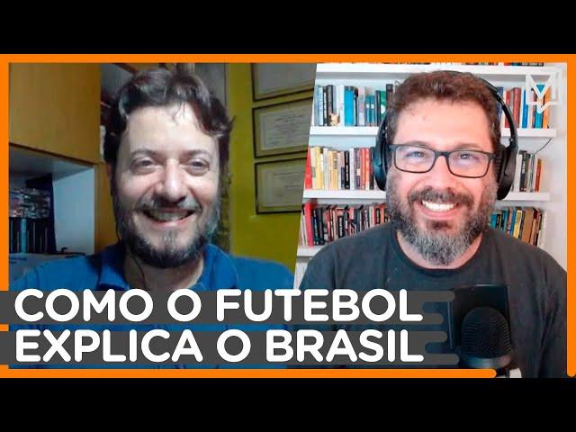 Conversas: Marcos Guterman explica a política nacional pela ótica do futebol