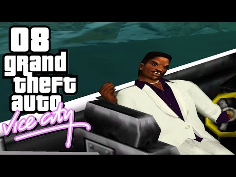 GTA VICE CITY 🌞 08 • Er will DIESES Boot!