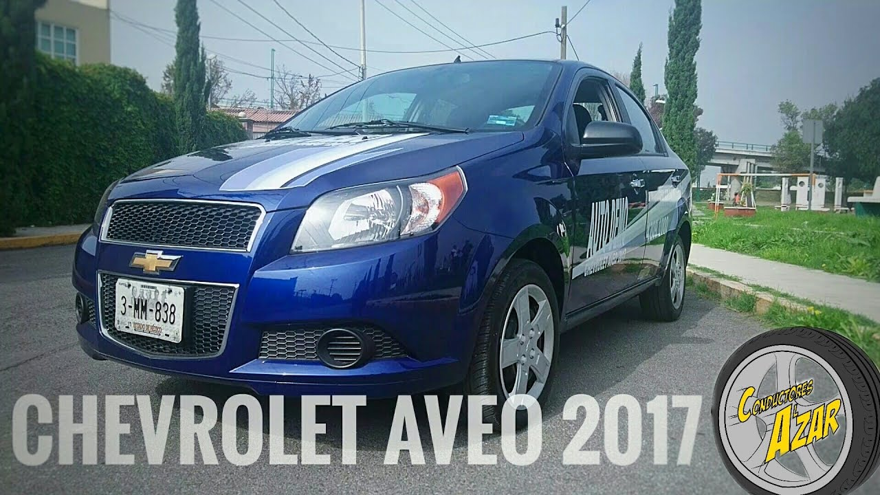 """Chevrolet AVEO 2017 """"Repitiendo la misma formula"""" - YouTube"""