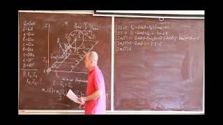 Пространственная система сил. Часть 1