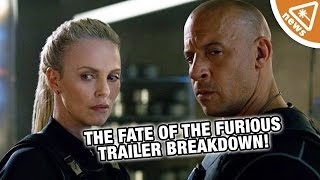FAST AND FURIOUS 8 trailer Insides
