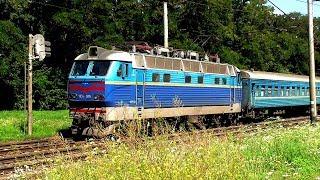 ЧС4-105 с поездом №23 Москва - Одесса(, 2018-08-14T03:30:00.000Z)
