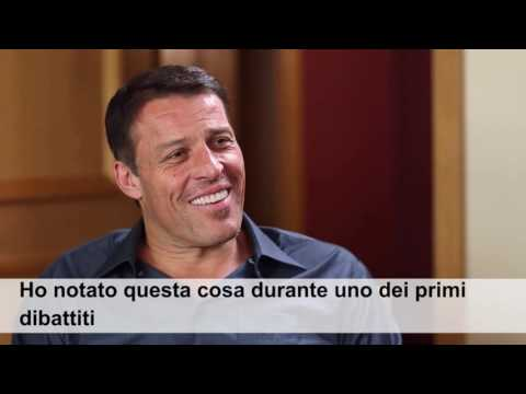 David Meerman Scott, Tony Robbins e il caso di Donald Trump