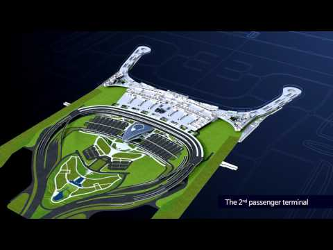 Incheon Airport 3rd Phase Construction Project