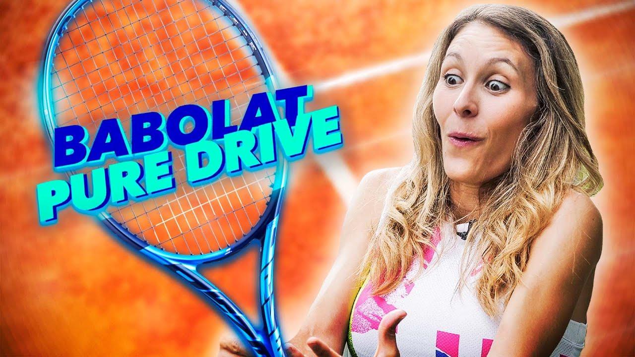 ¡Esta RAQUETA es pura POTENCIA! 💥 | BABOLAT PURE DRIVE 2021