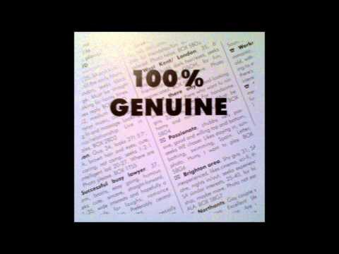100% GENUINE (BOX 2676) (Rare/odd Rephlex Records release) full album