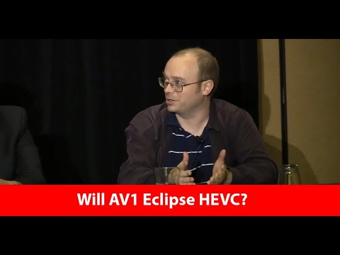 Will AV1 Eclipse HEVC?