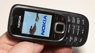 Nokia 2330c. Ретро телефон. Интересная модель. Капсула времени. Тесты. Обзор. Проверка