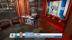 ESPN Bracketologist Joe Lunardi on March Madness - 3/15/16