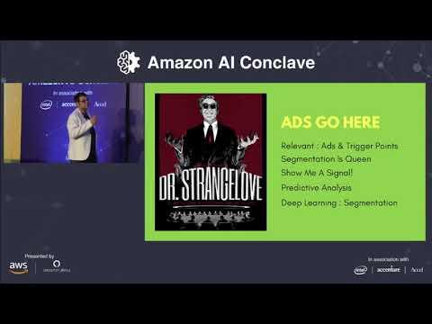 Keynote : Amazon AI Conclave 2017