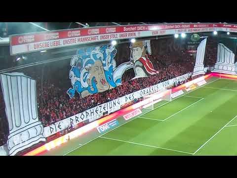 Highlights: Choreo und Stimmung vor dem Stadtderby 1. FC Union Berlin - Hertha BSC, 02.11.2019