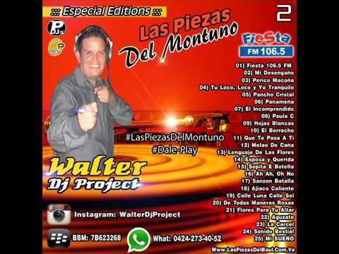 (SALSA BRAVA) Las Piezas Del Montuno 2 - (WALTER DJ PROJECT)
