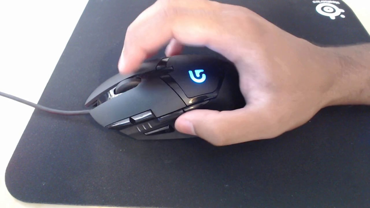 ed70c2b6186 Logitech G402 Hyperion Fury | Quick review of features and my thoughts.
