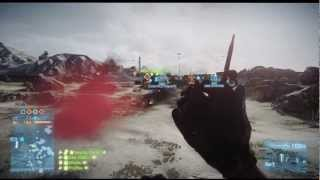 Bf3 - Rib Boat Jumping With C4 And Mines