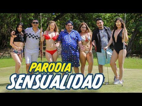 Parodia sensualidad - Bad  Bunny X Prince Royce X J Balvin X JR INN