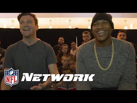 Ryan Shazier takes on Madden Guru Dave Grunfeld | NFL Network