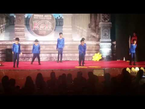 Aromal & Advaith s performance in Indian Arts Keli 2017. Choreography by Sujith sir.