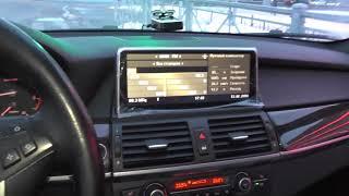 опыт эксплуатации Android (NBT style) на BMW X5 E70 (M57) #6