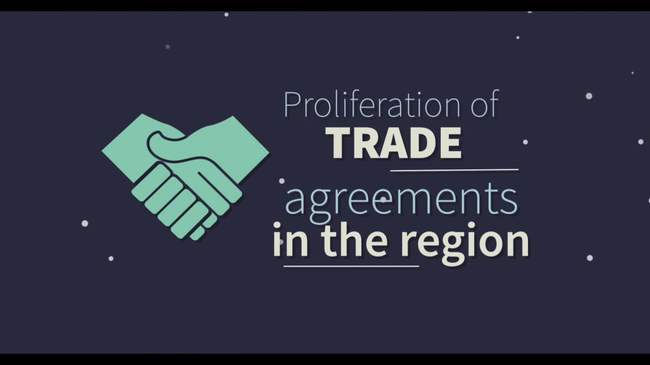 New Trends In Trade Agreements In Latin America The Caribbean