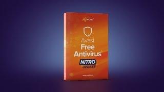 Avast Antivirus Nitro Update
