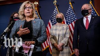Why House Republicans turned on Liz Cheney