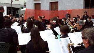 Banda de El Bemol: 'La Gran Vía' (habanera y chotis), sel. de la zarzuela de Chueca y Valverde