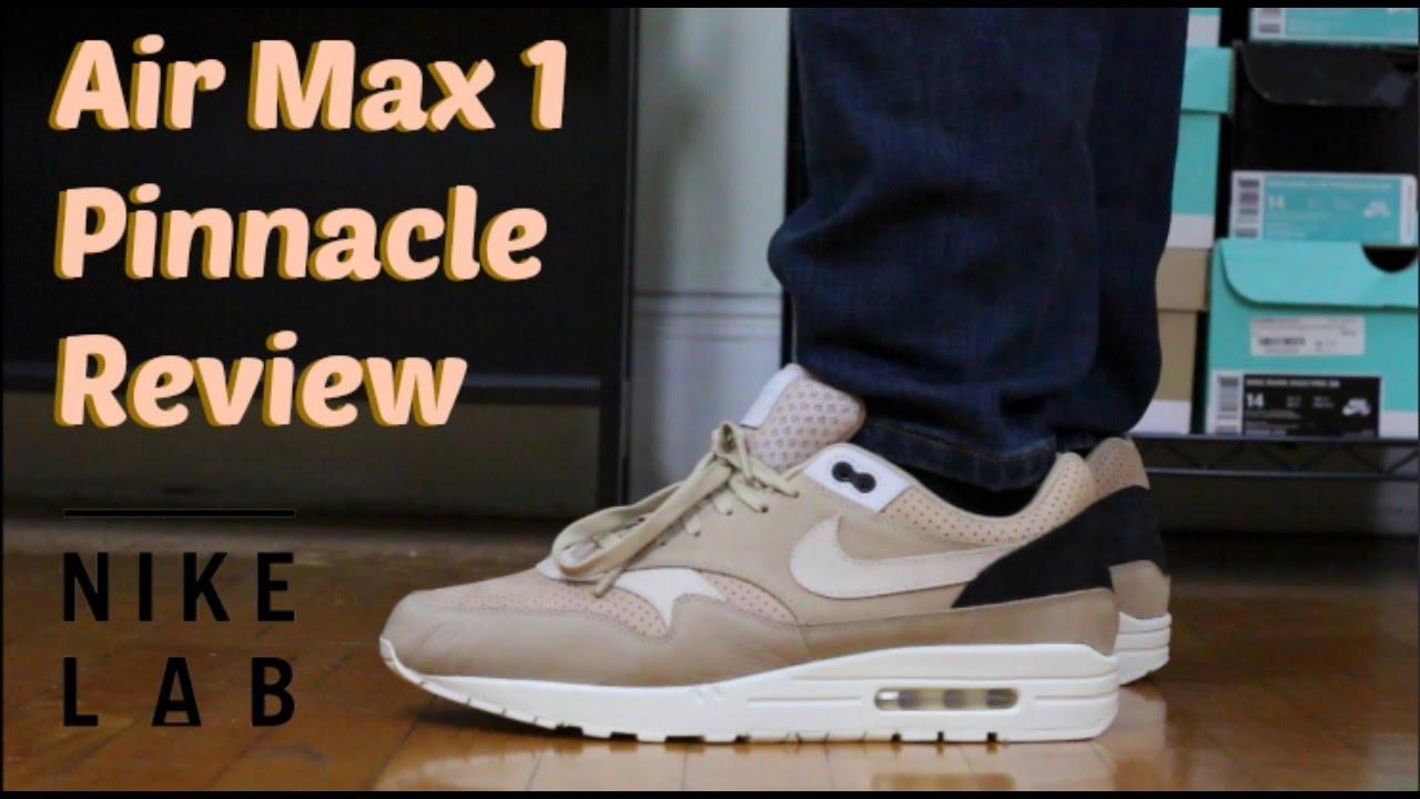 nikelab air max 1 review