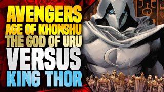 Moon Knight Hunts Down The Avengers! (Avengers Age Of Khonshu)