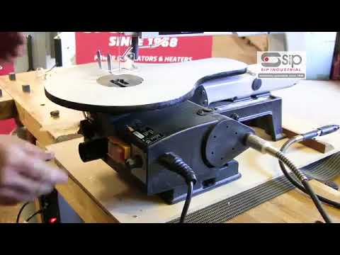 Sip 01947 16 Scroll Saw With Flexi Drive Shaft