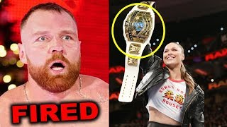 10 Biggest Changes Coming to WWE in 2019 - Dean Ambrose Fired?