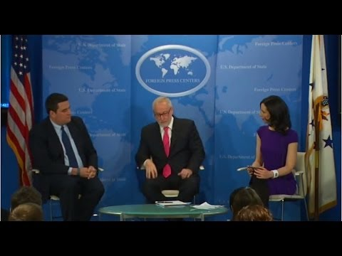 "Foreign Press Center Briefing on ""Digital Diplomacy: Making Foreign Policy Less Foreign"""