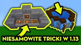 POMYSŁY I TRIKI - Minecraft 1.13