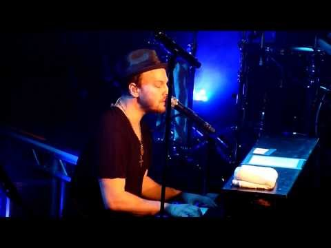 Gavin DeGraw - We Belong Together - Live @ La Maroquinerie Paris 2.03.2014 HD