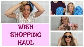 Wish Shopping Haul Unboxing
